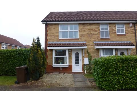 2 bedroom end of terrace house to rent - Alderminster Road, Solihull