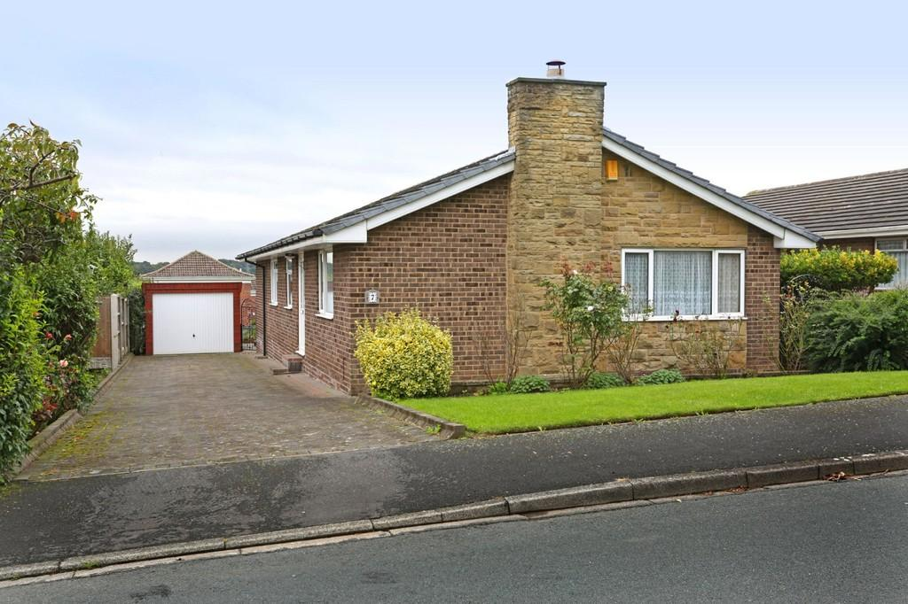 3 Bedrooms Detached Bungalow for sale in Stillwell Drive, Sandal