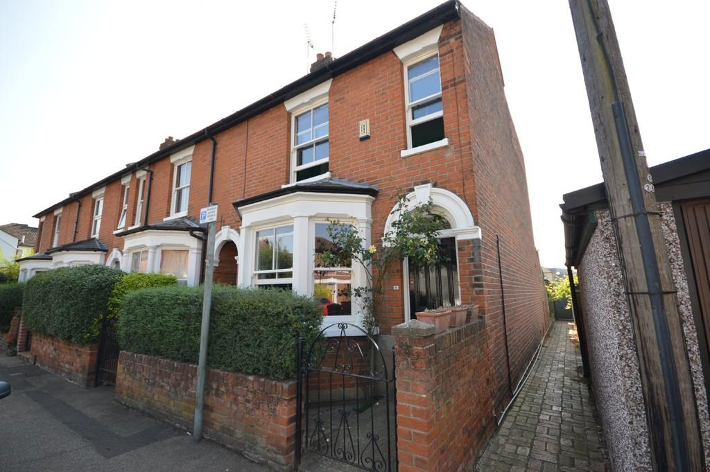 3 Bedrooms End Of Terrace House for sale in Papillon Road, St Marys