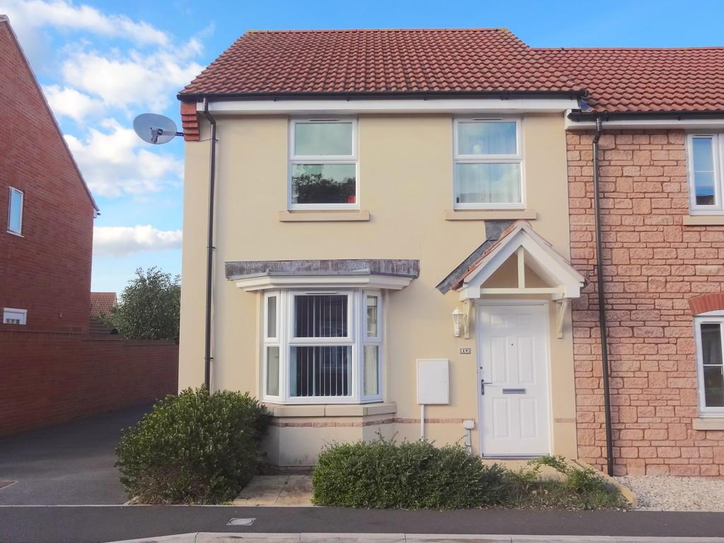 3 Bedrooms End Of Terrace House for sale in Fowen Close