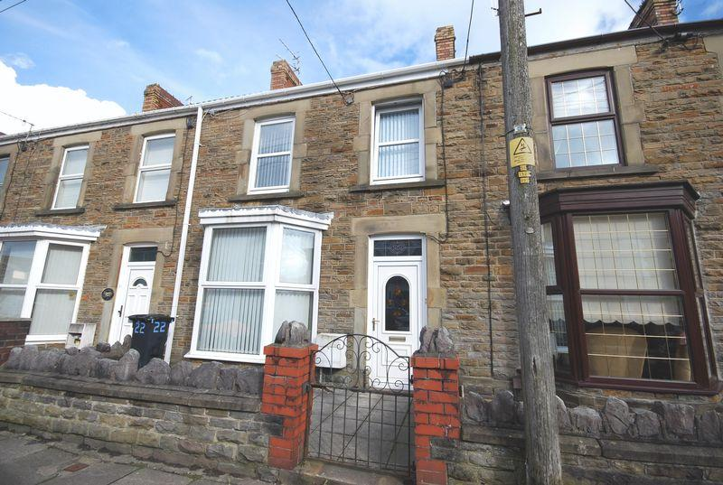 3 Bedrooms Terraced House for sale in 22 Ormond Street, Briton Ferry, Neath, SA11 2TH