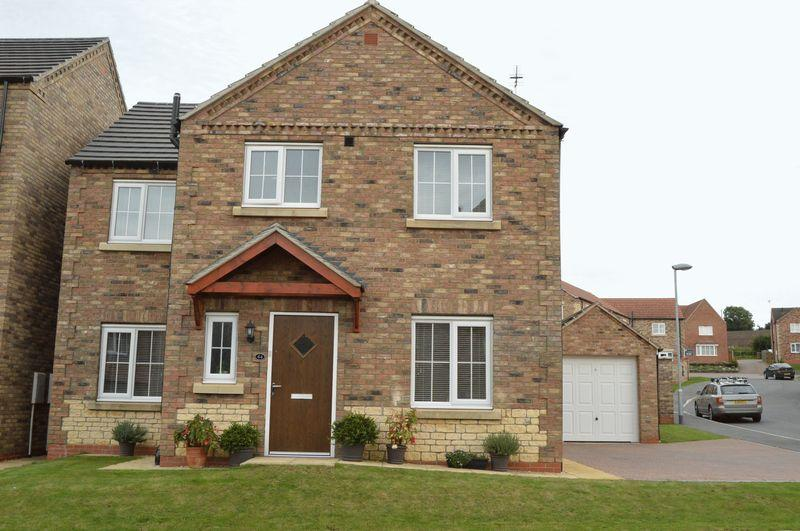 4 Bedrooms Detached House for sale in Windmill Way, Kirton In Lindsey