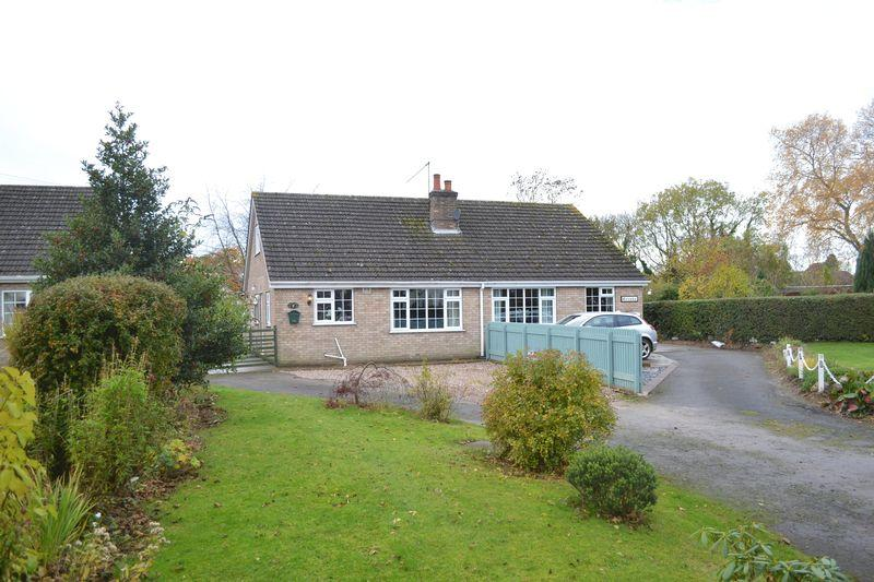 3 Bedrooms Semi Detached Bungalow for sale in North End, Barrow-Upon-Humber