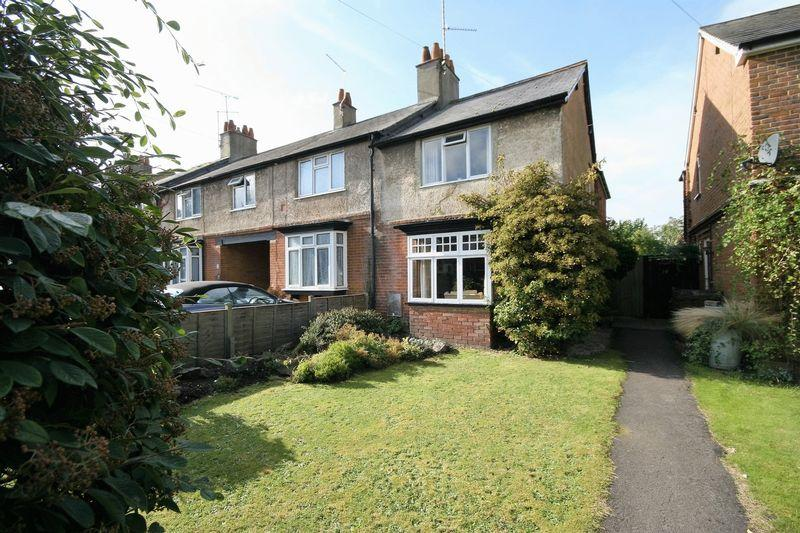 3 Bedrooms Semi Detached House for sale in Ridgway Hill Road, Farnham