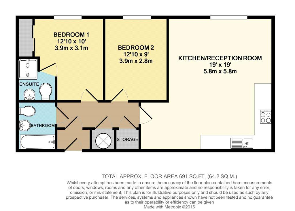 Dean house erleigh road reading berkshire rg1 2 bed for Reading a floor plan