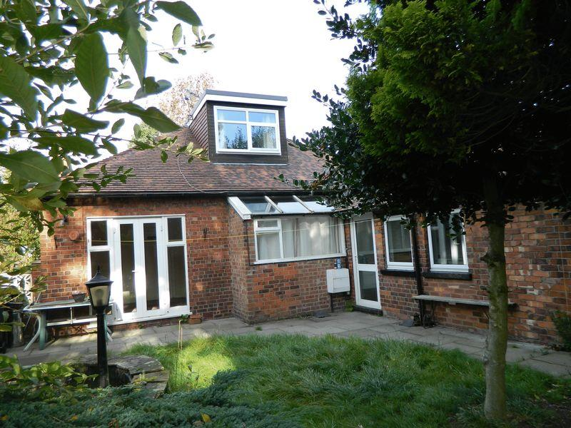 3 Bedrooms Detached Bungalow for sale in Wistonia, Sweettooth Lane, Sandbach