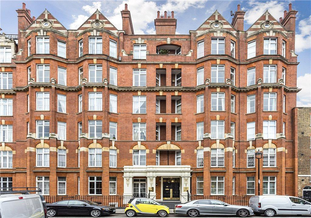3 Bedrooms Flat for sale in York House, Upper Montagu Street, Marylebone, London, W1H