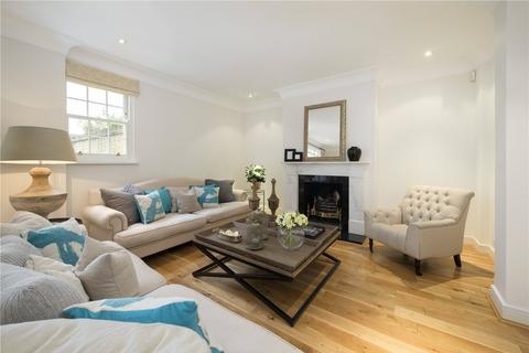 5 bedroom house to rent - Montagu Mews West, Marylebone, London, W1H