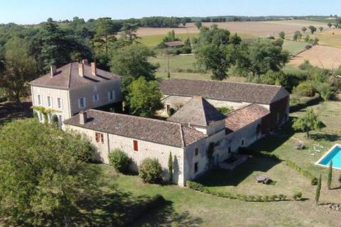 7 bedroom farm house - Condom, Gers, Midi-Pyrenees