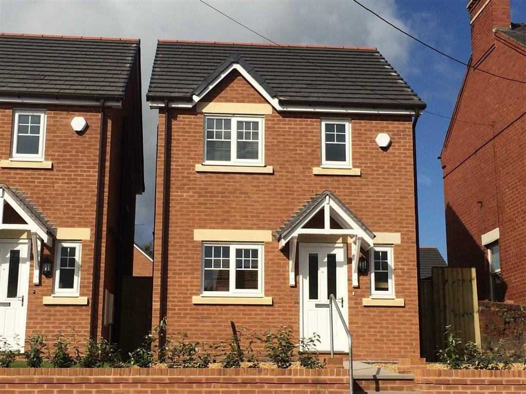 2 Bedrooms Detached House for sale in Old Mold Road, Gwersyllt, Wrexham