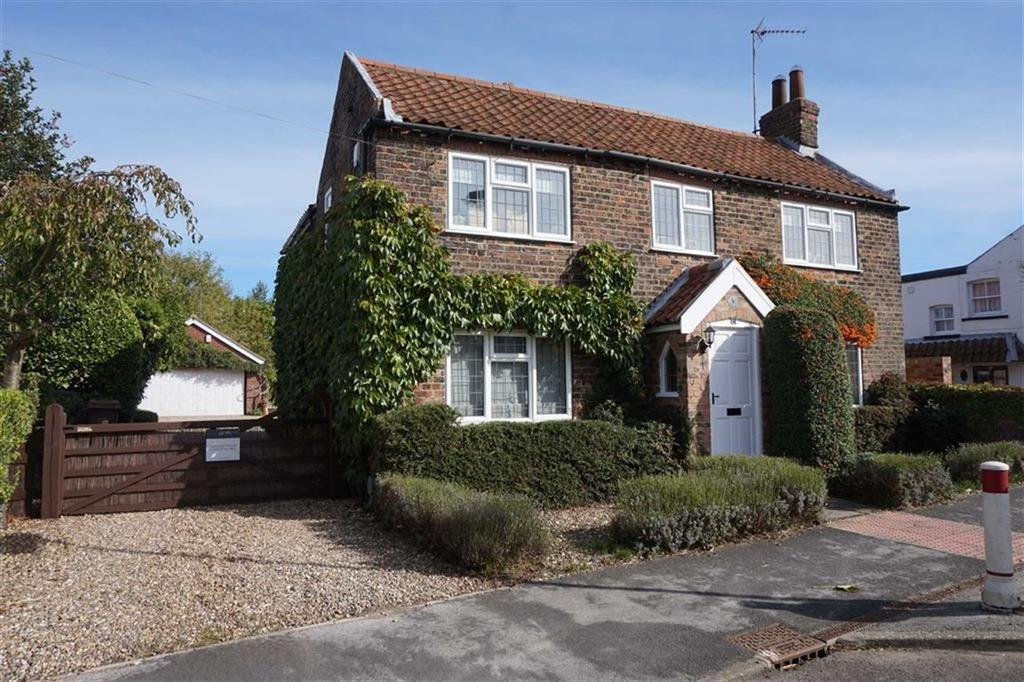 3 Bedrooms Detached House for sale in Main Street, Leconfield, Leconfield, East Yorkshire, HU17