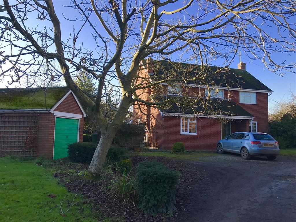 4 Bedrooms Detached House for sale in Sycamore Drive, Whitchurch Road, Wem, Shropshire