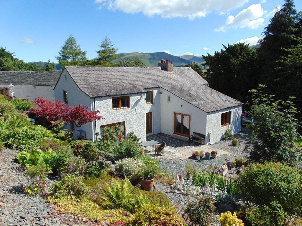 4 Bedrooms Barn Conversion Character Property for sale in Thackthwaite Farm, Thackthwaite, Cockermouth, CA13 0RP