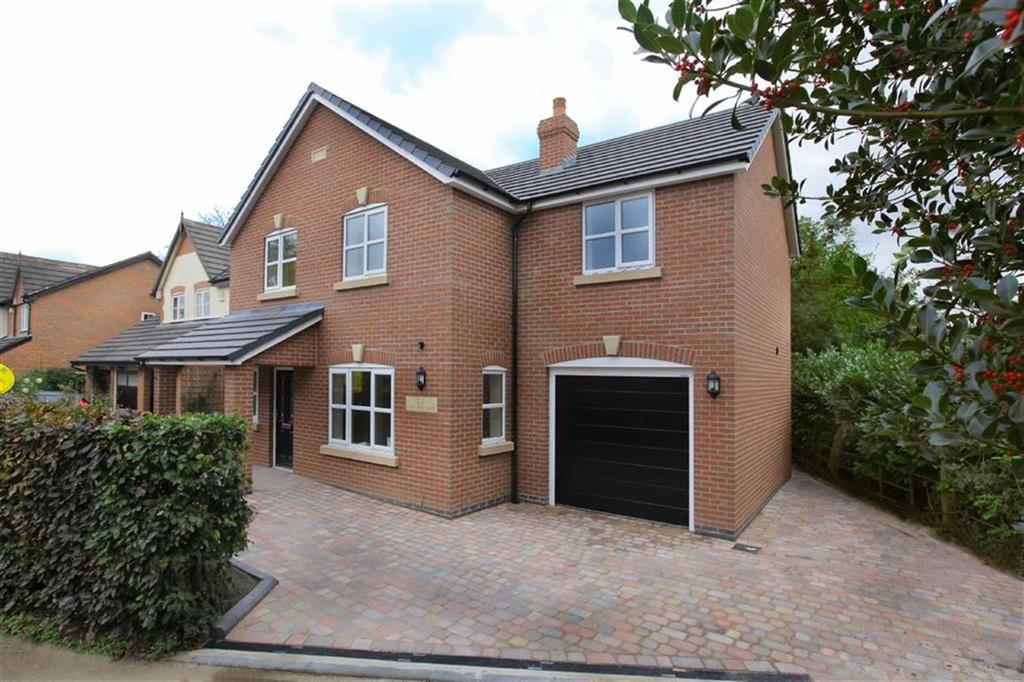 4 Bedrooms Detached House for sale in Cedar Grove, Nantwich, Cheshire