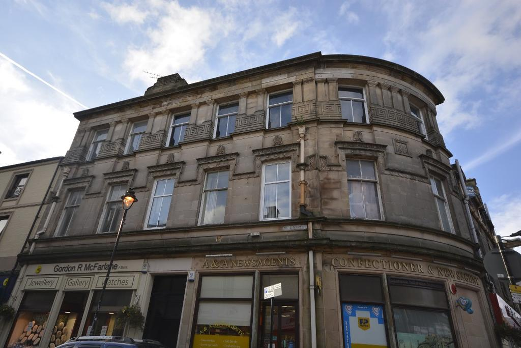 2 Bedrooms Flat for sale in Mill Street, Alloa, Stirling, FK10 1DW