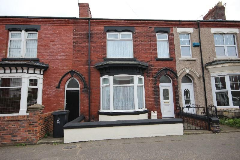 4 Bedrooms Terraced House for sale in Park Road, Hartlepool