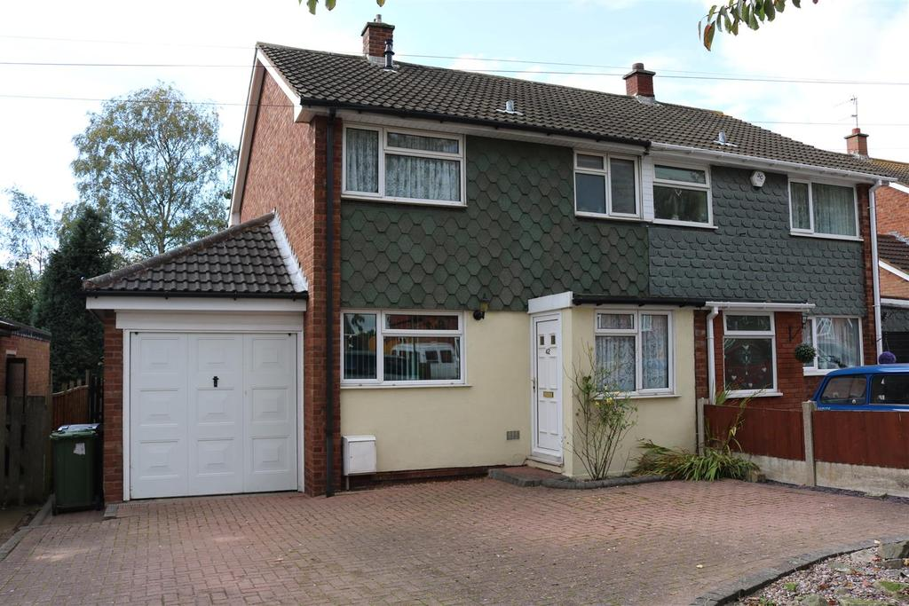 3 Bedrooms Semi Detached House for sale in Little Warton Road, Warton, Tamworth