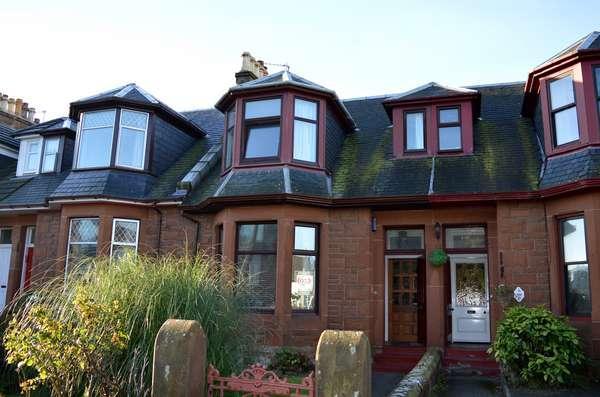 3 Bedrooms Terraced House for sale in 98 Argyle Road, Saltcoats, KA21 5NE