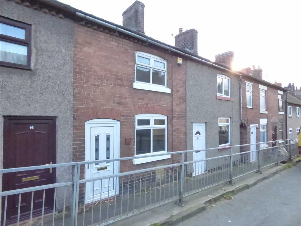 2 Bedrooms Terraced House for sale in 15, The Green, Kingsley