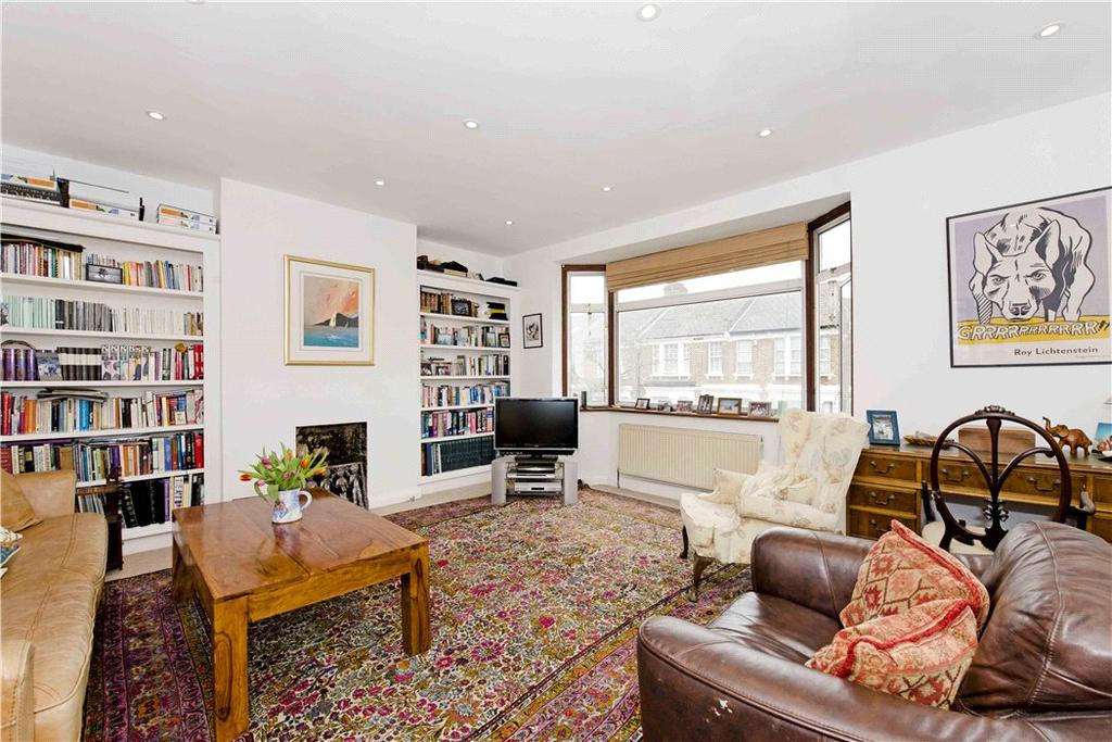 3 Bedrooms Flat for sale in Montrose Avenue, Queen's Park, London, NW6