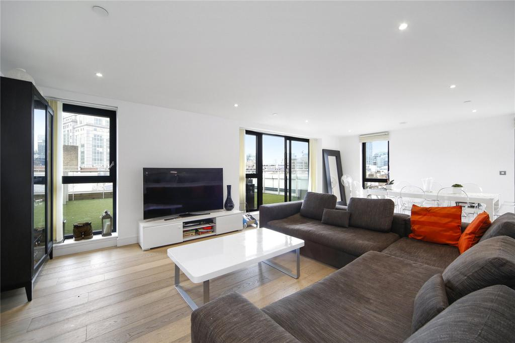 2 Bedrooms Flat for sale in Commercial Street, London