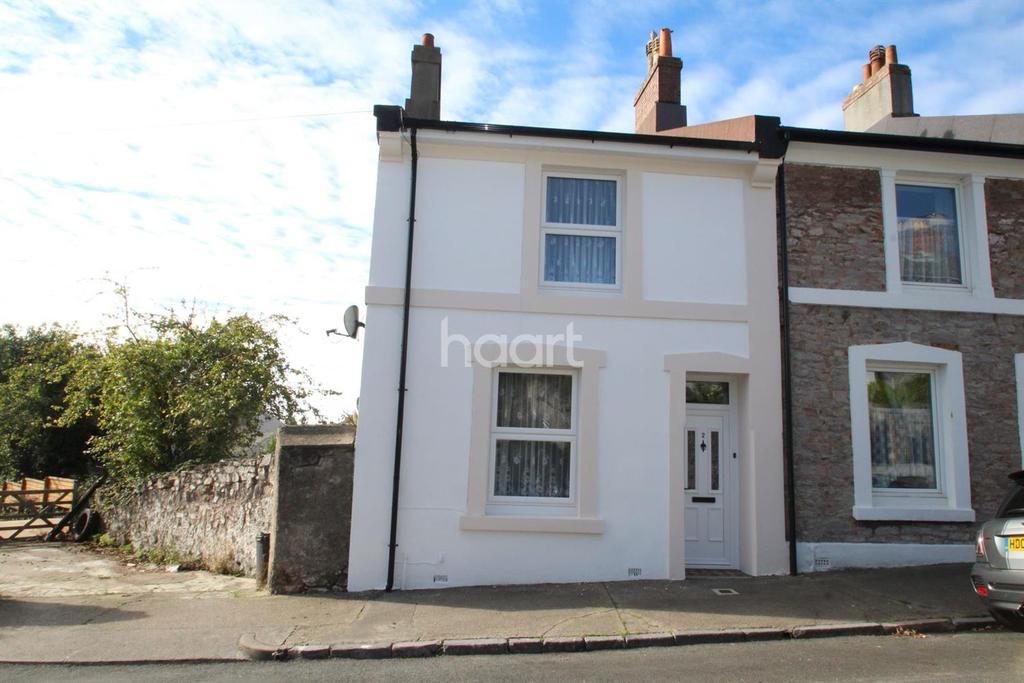 2 Bedrooms Terraced House for sale in Highbury Road