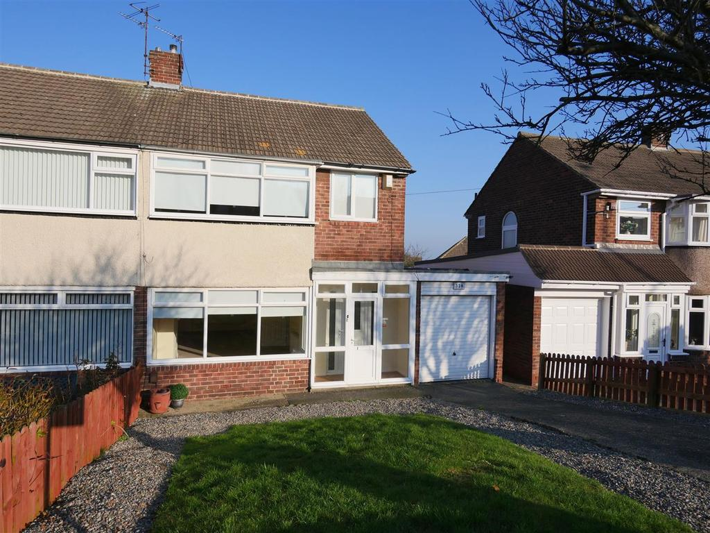 3 Bedrooms Semi Detached House for sale in Leechmere Road, Tunstall, Sunderland