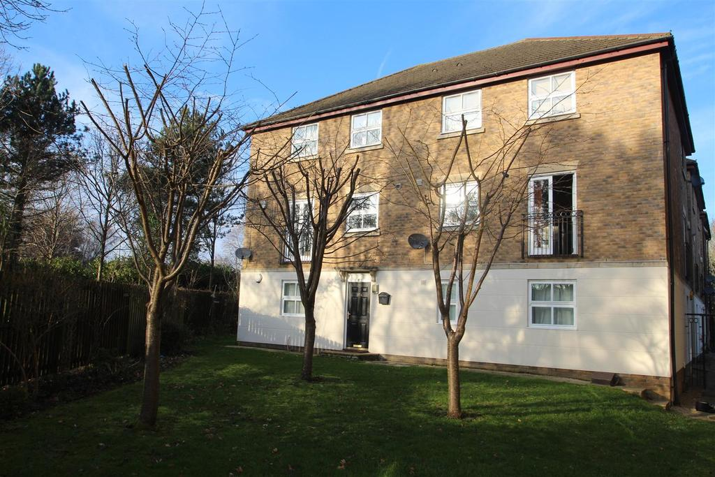 2 Bedrooms Apartment Flat for sale in Kirkwood Grove, Medbourne, Milton Keynes