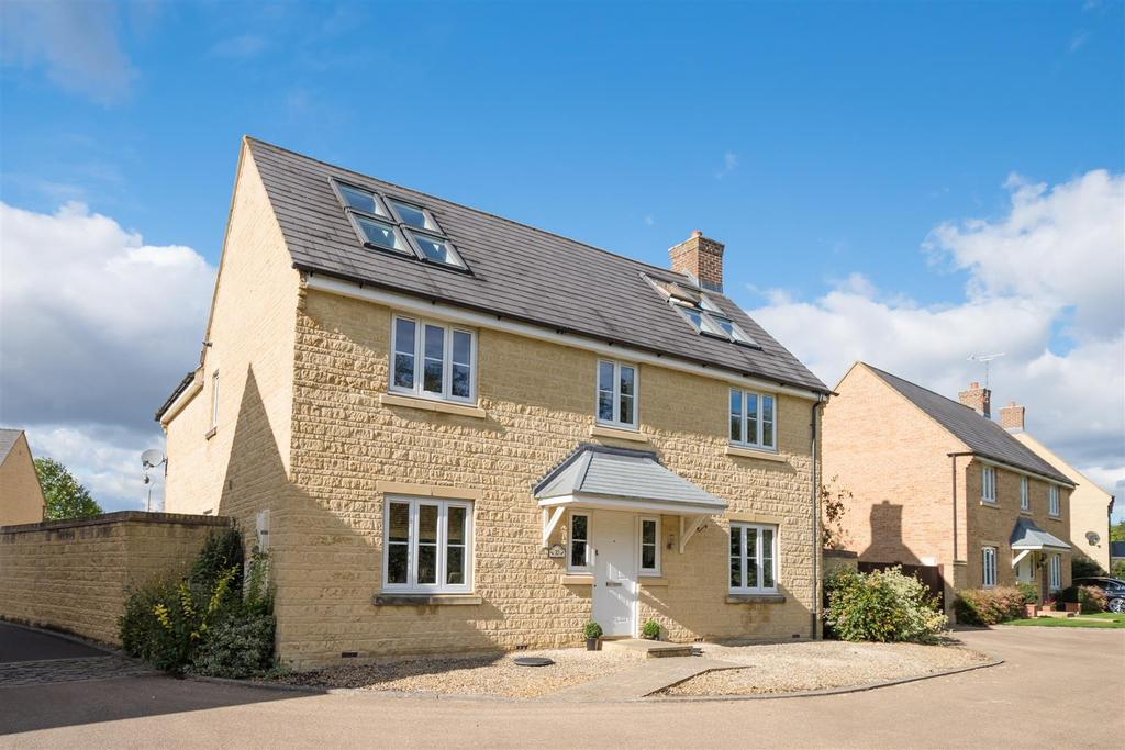 6 Bedrooms Detached House for sale in Madley Brook Lane, Witney