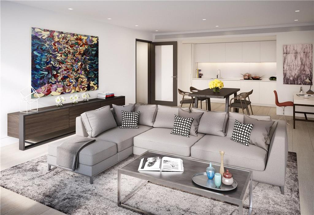 1 Bedroom Flat for sale in Centre Point, 103 New Oxford Street, London, WC1A