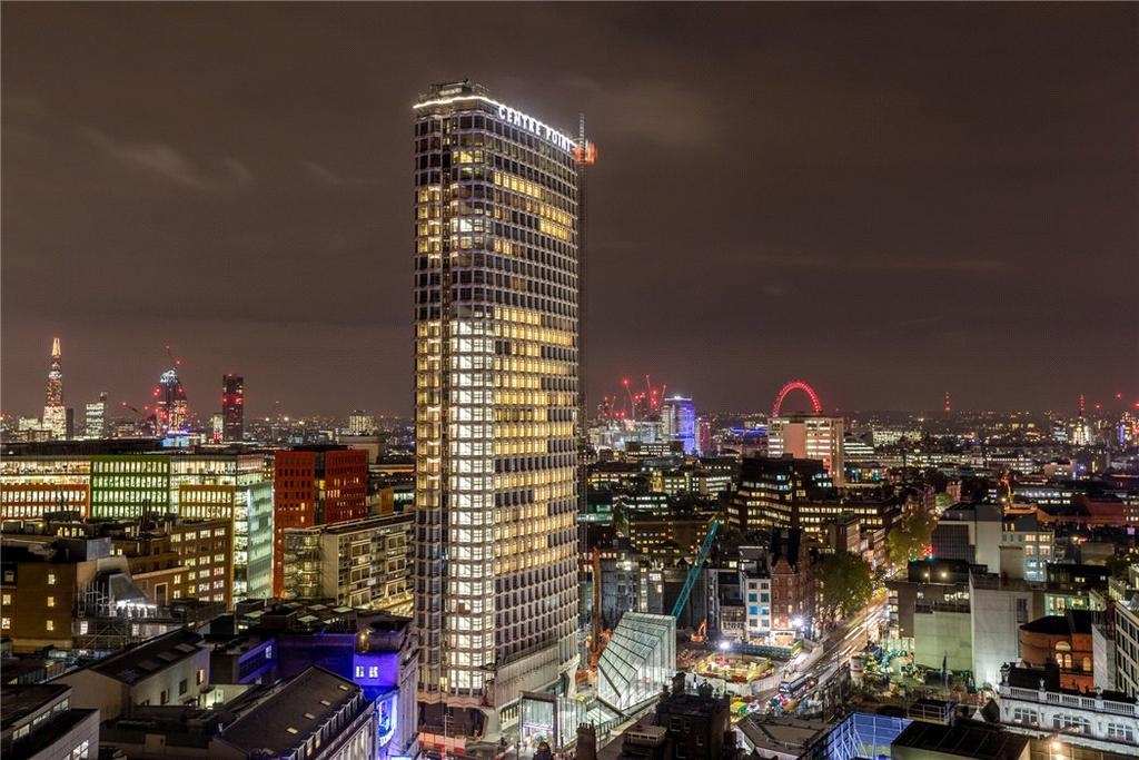 Centre Point 103 New Oxford Street London Wc1a 1 Bed Flat For Sale 1 825 000