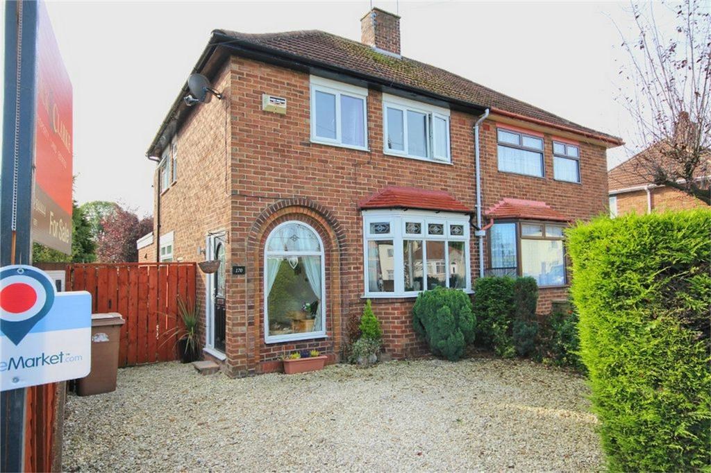 3 Bedrooms Semi Detached House for sale in New Village Road, Cottingham, East Riding of Yorkshire