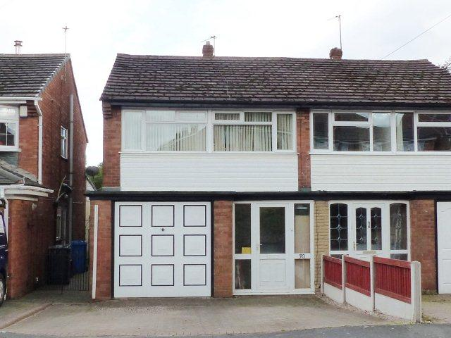 3 Bedrooms Semi Detached House for sale in Sutherland Road,Cheslyn Hay,Staffordshire