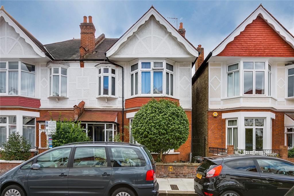 4 Bedrooms Semi Detached House for sale in Old Deer Park Gardens, Richmond, Surrey