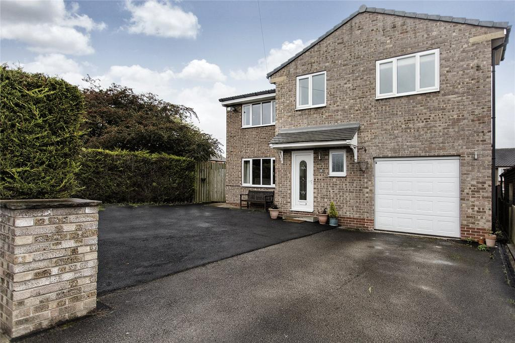 4 Bedrooms Detached House for sale in Heathfield, Mirfield, West Yorkshire, WF14
