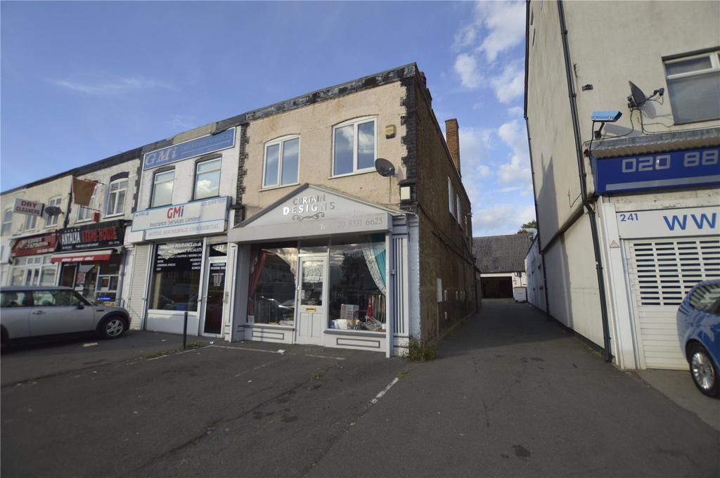 2 Bedrooms Apartment Flat for sale in Blackfen Road, Sidcup, Kent, DA15