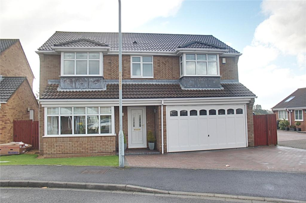 4 Bedrooms Detached House for sale in Castlemartin, Ingleby Barwick
