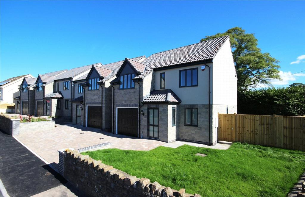 4 Bedrooms Detached House for sale in Paddock Gardens, Alveston, Bristol, BS35
