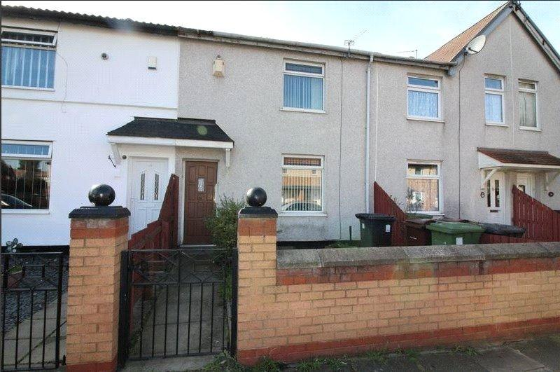 2 Bedrooms Terraced House for sale in Monfa Road, Bootle, L20
