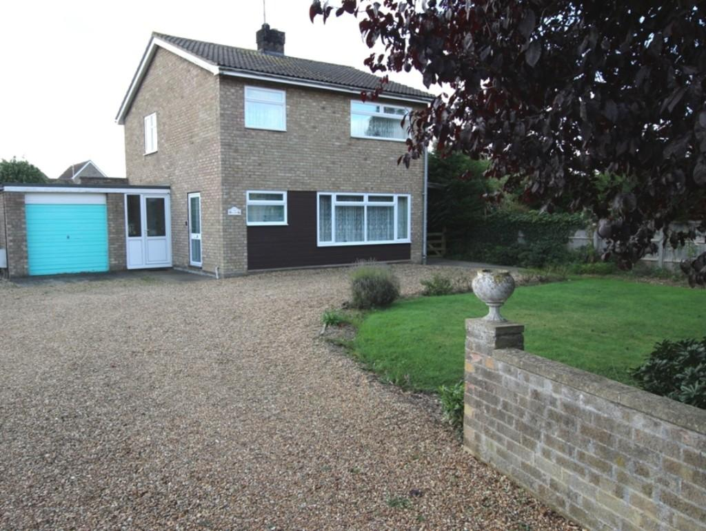 3 Bedrooms Detached House for sale in High Street, Mepal