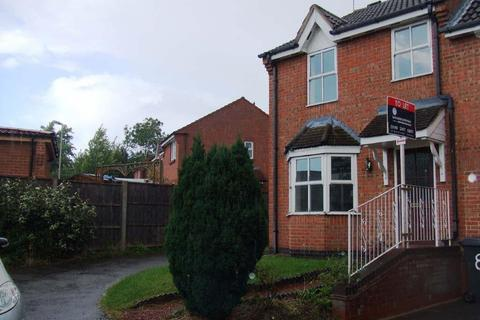 3 bedroom semi-detached house to rent - Mallow Close, Hamilton, Leicester, LE5 1UY