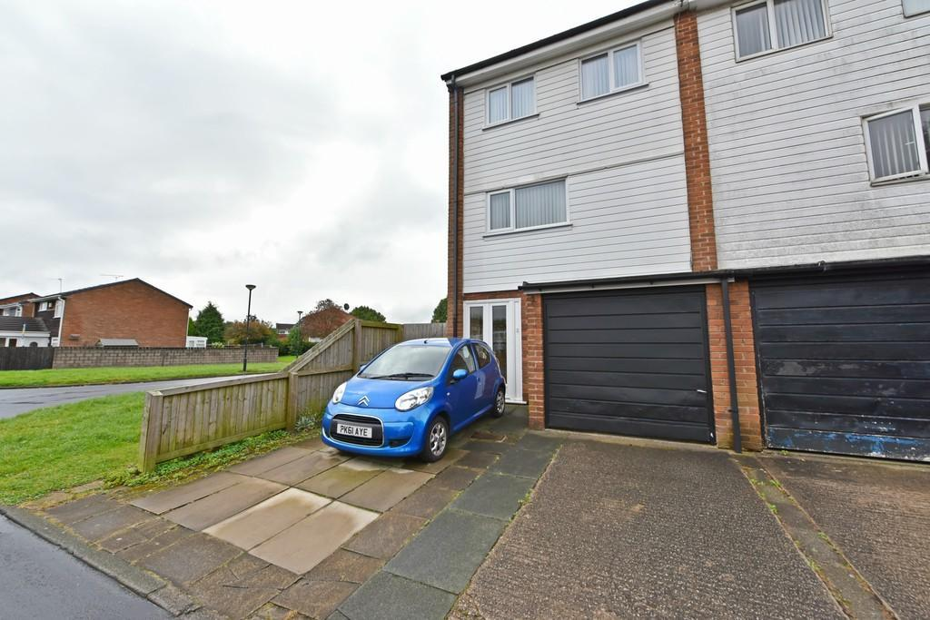 4 Bedrooms End Of Terrace House for sale in Thurston, Skelmersdale