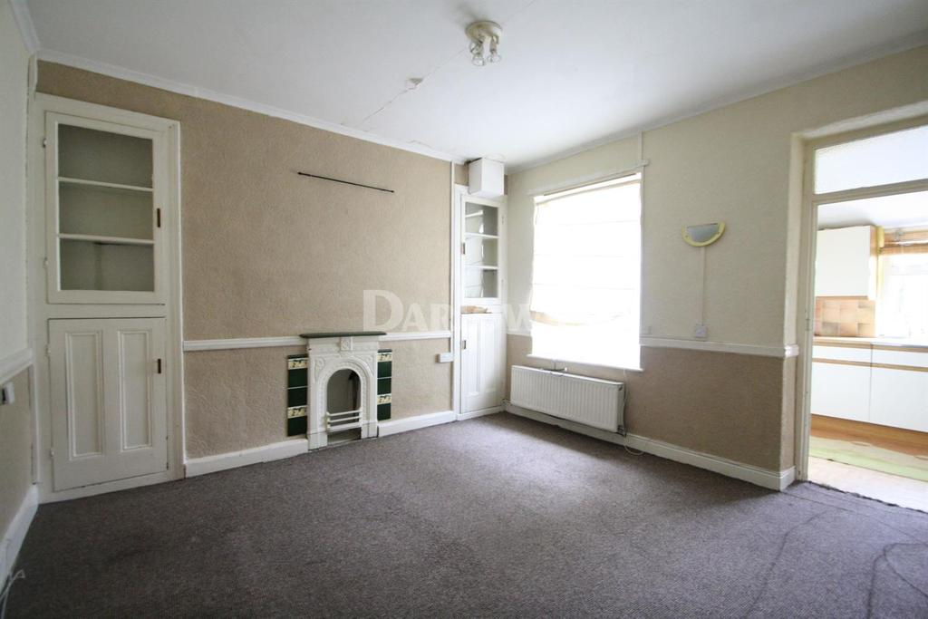 2 Bedrooms Terraced House for sale in Mount Pleasant Road, Ebbw Vale, Gwent