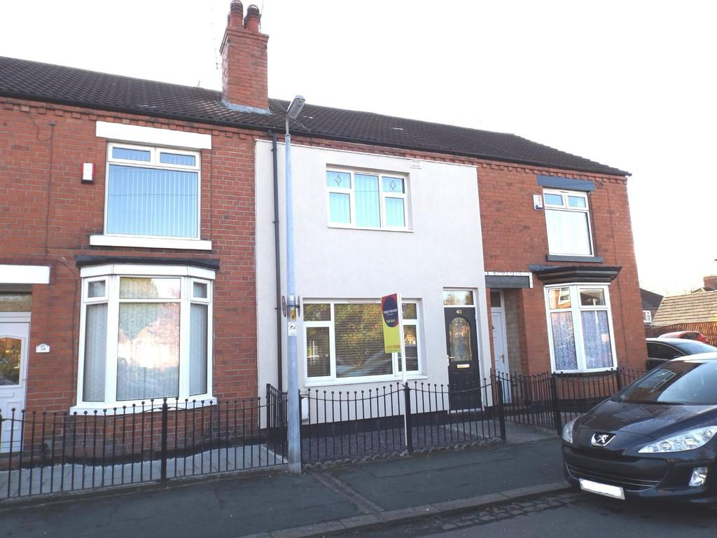 3 Bedrooms Terraced House for sale in St Clair Street, Crewe