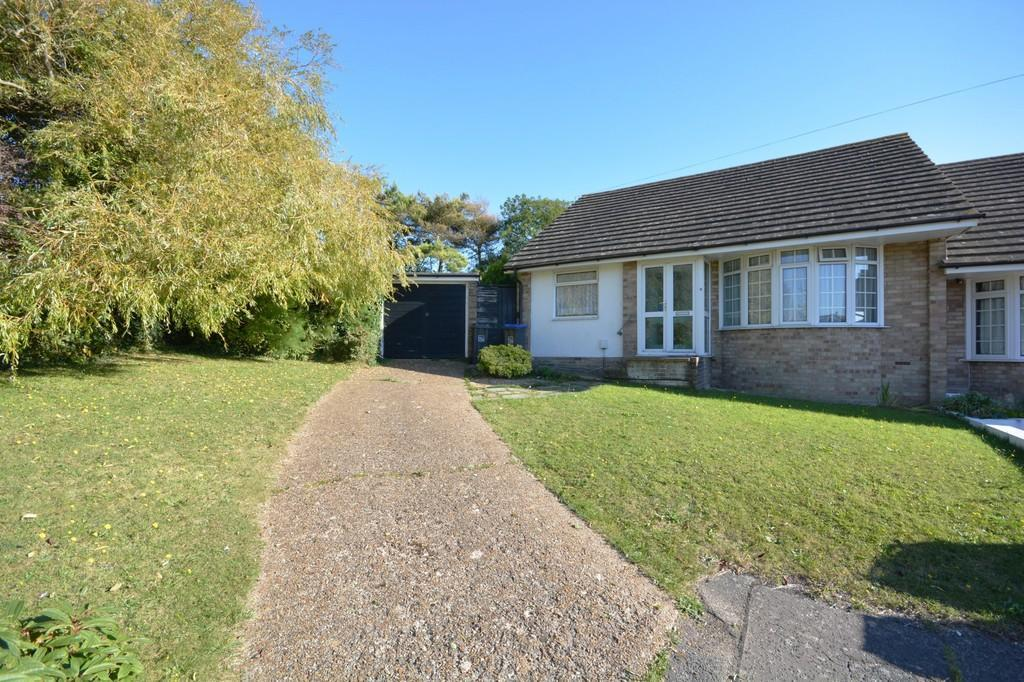 3 Bedrooms Semi Detached Bungalow for sale in Shoreham-by-Sea