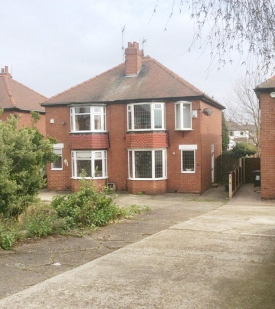 2 Bedrooms Semi Detached House for sale in Cusworth Lane, Doncaster