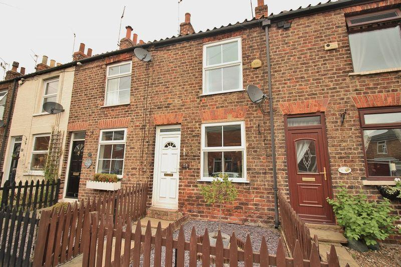 2 Bedrooms Terraced House for sale in Mill Lane, Beverley
