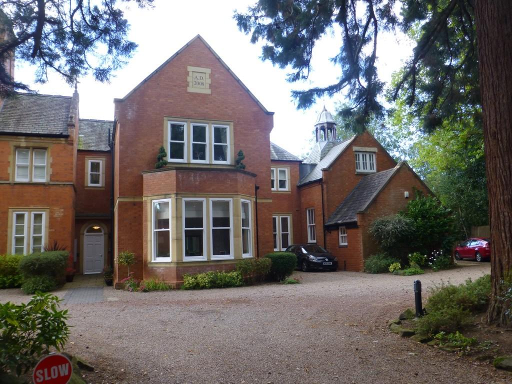 2 Bedrooms Apartment Flat for sale in St. Bernards Road, Solihull