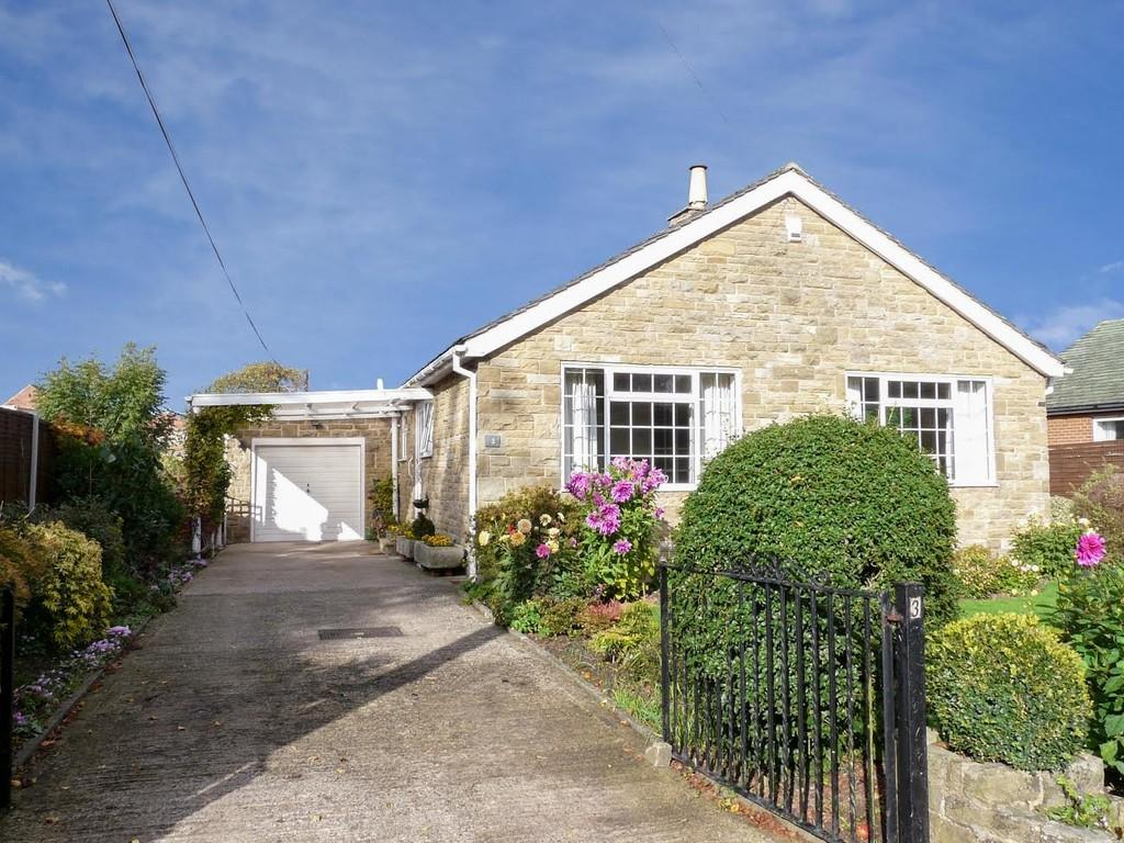 3 Bedrooms Detached Bungalow for sale in 3 WEST END APPROACH, ULLESKELF, LS24 9EY