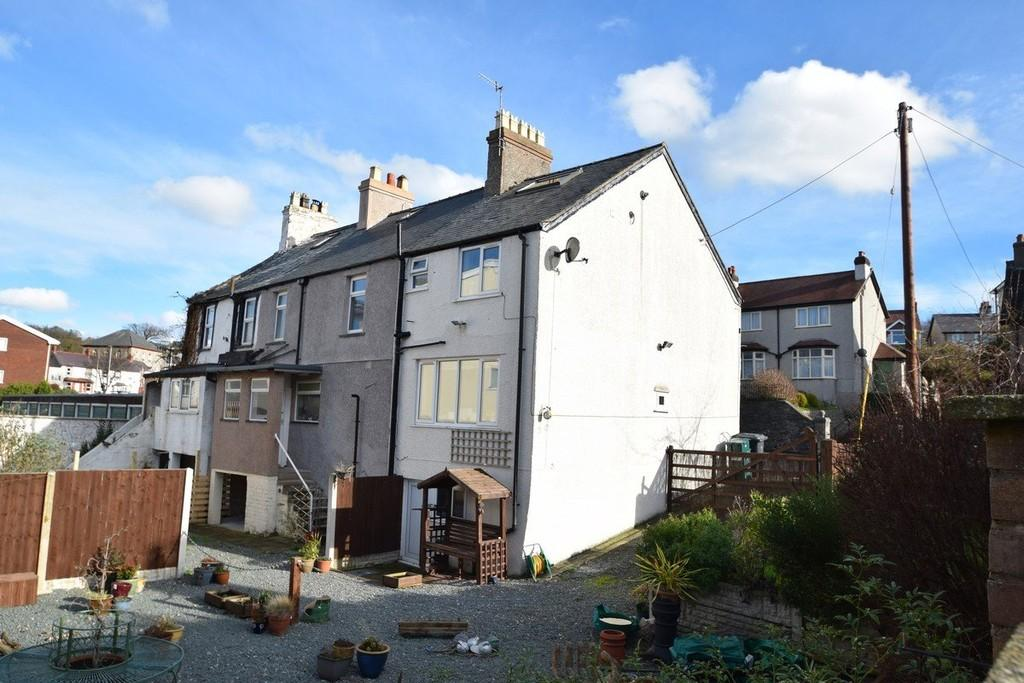 2 Bedrooms End Of Terrace House for sale in 'Trefor' Llanrwst Road, Glan Conwy